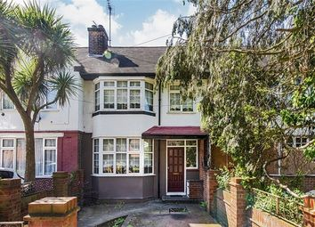 Thumbnail 3 bed terraced house for sale in Hall Road, Isleworth, Middlesex
