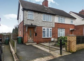 Thumbnail 3 bedroom semi-detached house for sale in Princess Road, Oldbury, West Midlands