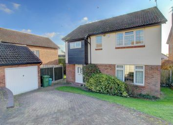 Thumbnail 4 bed detached house for sale in Fieldway, Pitsea, Basildon