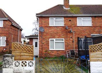 Thumbnail 2 bedroom flat for sale in Rockley Road, Hamworthy, Poole