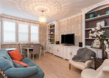 Thumbnail 2 bedroom flat for sale in Weech Road, West Hampstead, London