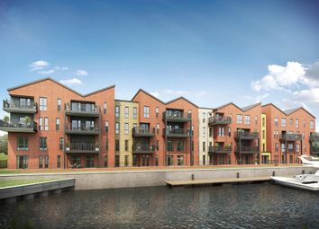 Thumbnail 1 bed property for sale in St. Ann Way, The Docks, Gloucester