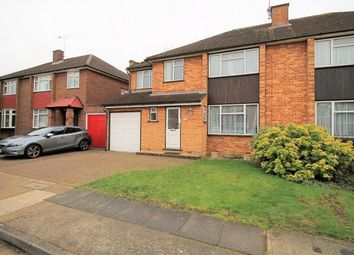 Thumbnail 5 bed semi-detached house to rent in Stanley Close, Romford