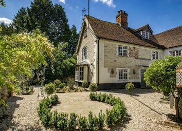 5 bed semi-detached house for sale in Cottesmore Farm House, Cottesmore Lane, Ewelme OX10