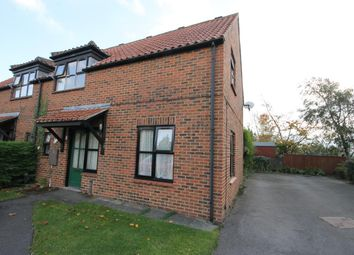 Thumbnail 3 bed semi-detached house for sale in Wye Carr, East Harlsey, Northallerton
