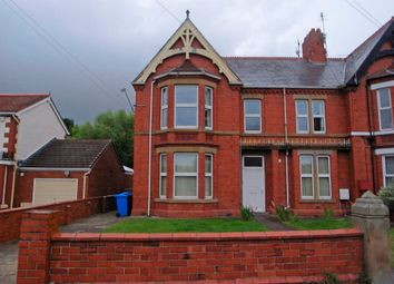 Thumbnail 1 bed flat to rent in Queens Walk, Rhyl