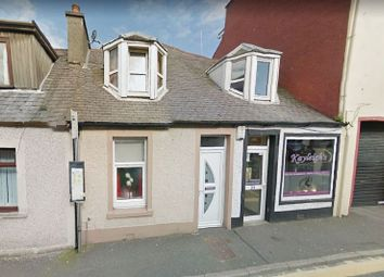 Thumbnail 3 bed flat for sale in 37, St Johns Street, Stranraer DG97Ew