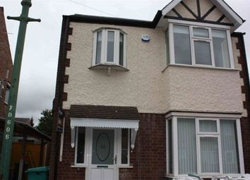 Thumbnail 6 bedroom detached house to rent in Highfield Road, Dunkirk