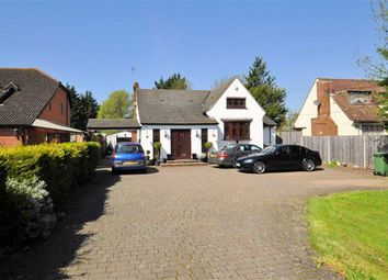 Thumbnail 4 bed detached house for sale in Coppermill Road, Wraysbury, Berkshire
