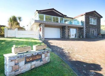 Thumbnail 4 bed detached house for sale in Rue Vautier, Fort George, St. Peter Port, Guernsey
