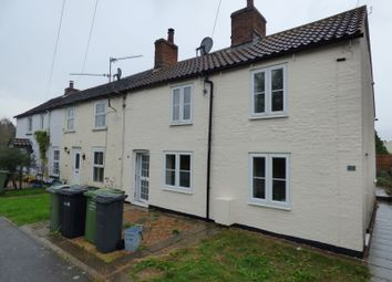 Thumbnail 1 bed end terrace house for sale in Tapp Row Cottages, 4 Church Road, Tilney St. Lawrence, King's Lynn, Norfolk