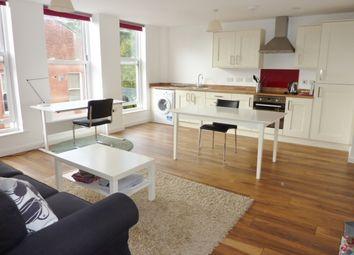 Thumbnail 1 bed flat to rent in Starkie Street, Preston
