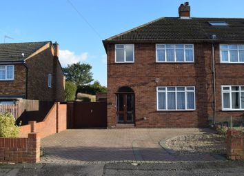 Thumbnail 3 bed semi-detached house to rent in 3 Bedroom Semi, Holtsmere Close, Watford