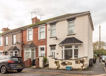 3 bed terraced house for sale in Stockton Road, Newport NP19