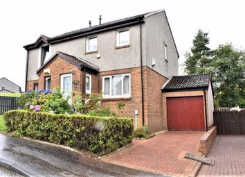Thumbnail 3 bed semi-detached house for sale in 10, Weymouth Crescent, Gourock, Renfrewshire
