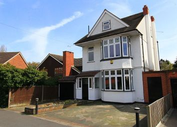 Thumbnail 4 bed detached house for sale in Kingston Road, Romford, Essex