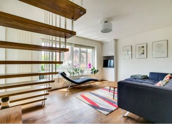 Thumbnail 4 bed flat to rent in Philbeach Gardens, Earls Court, London