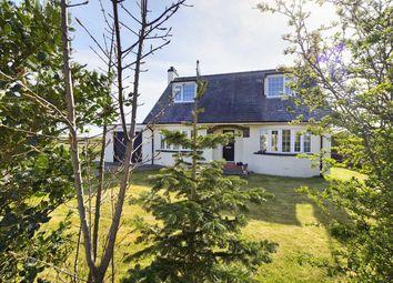 Thumbnail 3 bed detached house for sale in Cae Rhos, Lon St Ffraid, Trearddur Bay