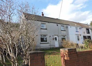 Thumbnail 3 bed end terrace house for sale in Ynysmeudwy Road, Pontardawe, Swansea