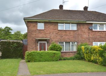 Thumbnail 3 bedroom semi-detached house for sale in The Crescent, Bletchley, Milton Keynes