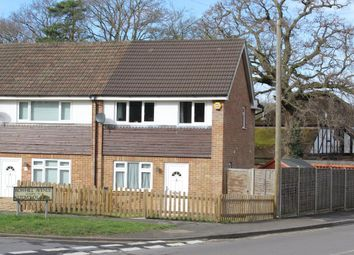 Thumbnail 3 bed end terrace house for sale in Rowhill Avenue, Aldershot
