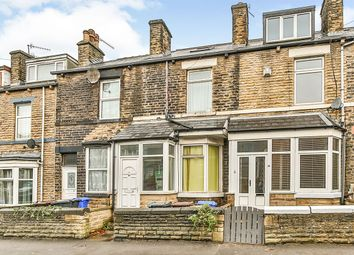 Thumbnail 4 bed terraced house for sale in Stafford Road, Sheffield