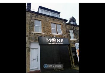 Thumbnail 2 bed flat to rent in Bradford Road, Shipley