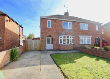 Thumbnail 3 bed semi-detached house to rent in Ayres Drive, Stanground, Peterborough