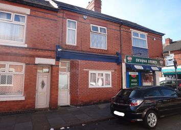 Thumbnail 3 bed terraced house for sale in Lyme Road, Off Evington Road, Leicester