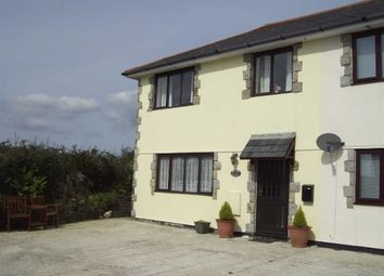 Thumbnail 2 bed end terrace house to rent in Mowbray Mews, Treparrett, Cornwall