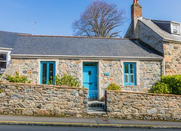 Thumbnail 2 bed terraced house for sale in St. Jacques, St. Peter Port, Guernsey