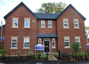 "Thumbnail 5 bed detached house for sale in ""The Hogarth"" at D'urton Lane, Broughton, Preston"
