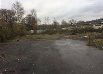 Thumbnail Land to let in Unit 11 (Yard) Coopers Court, Caerphilly Road, Ystrad Mynach