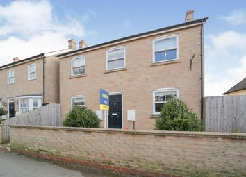 Sutton, Ely, Cambridgeshire CB6. 4 bed detached house for sale