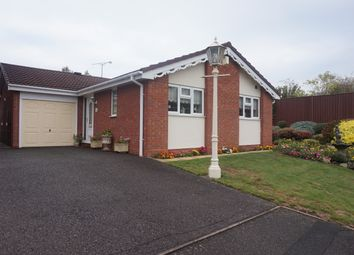 Thumbnail 2 bed detached bungalow for sale in Ullswater, Wilnecote, Tamworth