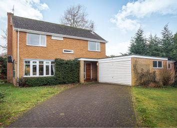 Thumbnail 4 bed detached house for sale in The Paddock, Sudbrooke, Lincoln