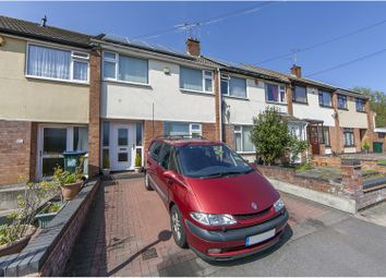 Thumbnail 3 bed terraced house for sale in Newton Close, Coventry
