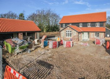 Thumbnail 4 bed detached house to rent in Middle Green, Higham, Bury St. Edmunds
