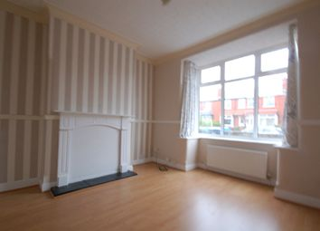 Thumbnail 2 bed terraced house to rent in Beardshaw Avenue, Blackpool