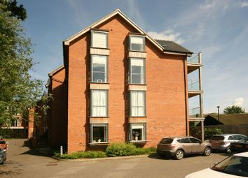 Thumbnail 3 bedroom flat for sale in 42 Castle Mews, Castle Street, Eccleshall, Stafford
