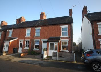 Thumbnail 2 bed end terrace house for sale in Frogmore Road, Market Drayton