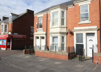 Thumbnail 3 bed flat to rent in Hampstead Road, Benwell, Newcastle Upon Tyne