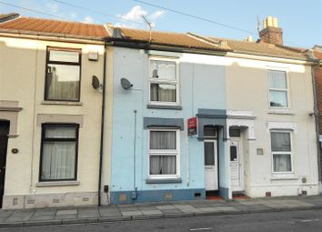 Thumbnail 2 bedroom terraced house to rent in Lincoln Road, Portsmouth