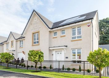 """Thumbnail 4 bed detached house for sale in """"Balmoral"""" at Westbarr Drive, Coatbridge"""