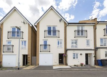 Thumbnail 4 bed end terrace house for sale in Schoolfield Way, Grays, Thurrock