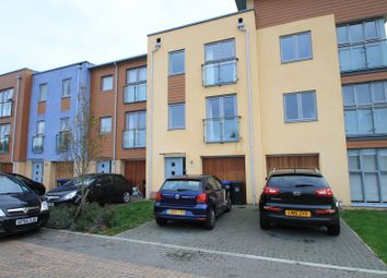 Thumbnail 4 bedroom town house to rent in Bluebell Way, Goring-By-Sea, Worthing