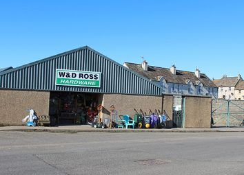 Thumbnail Retail premises for sale in W & D Ross Hardware Store, Riverside Road, Thurso