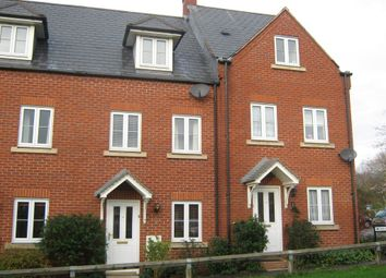Thumbnail 3 bed property to rent in Fleming Way, Exeter, Devon