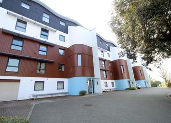 Thumbnail 2 bedroom flat for sale in Explorer Court, Plymouth, Devon