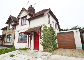 Thumbnail 3 bedroom semi-detached house for sale in East Street, Southend-On-Sea, Essex